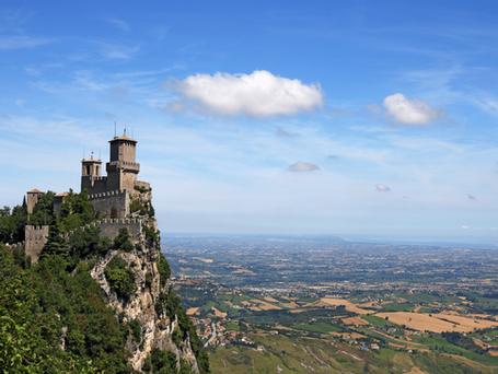 San Leo, San Marino, Urbino e Gradara 2 giorni