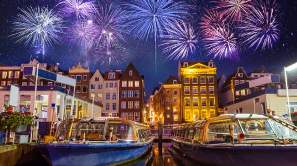 Capodanno ad Amsterdam low cost