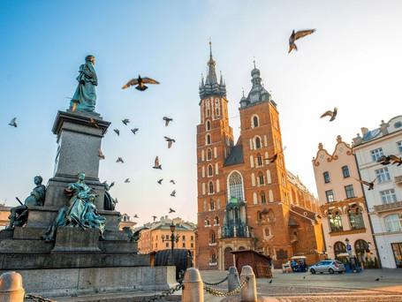 Cracovia, Auschwitx, Czestochowa, Wieliczka 6 giorni