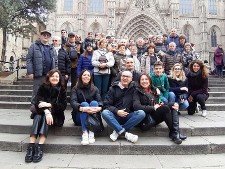Barcellona e Montserrat