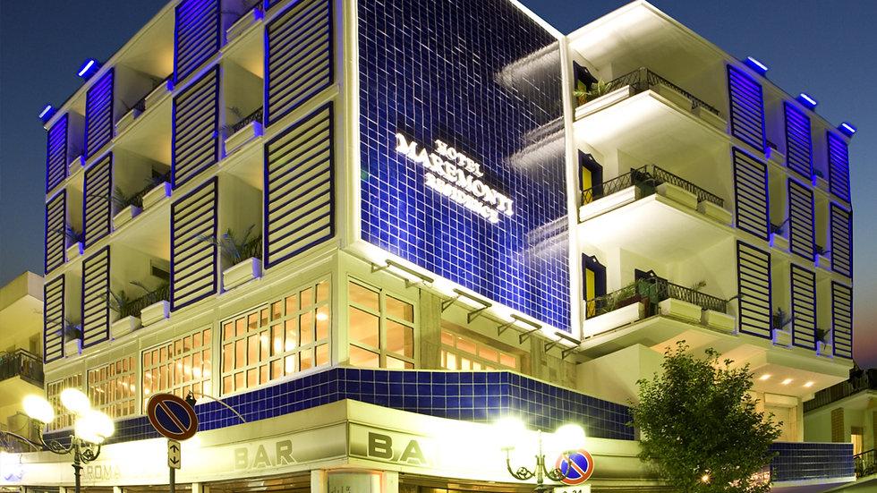 HOTEL MAREMONTI, GABICCE MARE