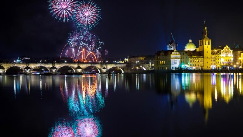 Capodanno a Praga low cost