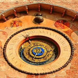 Mantova, Orologio Astronomico e Sabbioneta