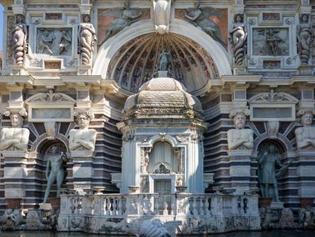 Villa D'Este, Tivoli, Roma e la Tuscia 6 giorni