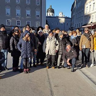 Austria, Vienna, Salisburgo, Klagenfurt