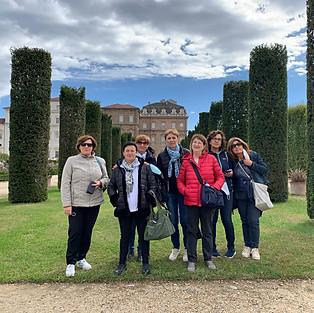 Torino e la Reggia di Venaria Reale