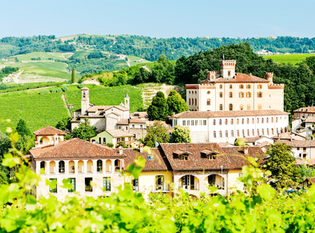 Le Langhe: Alba, Asti, la Via dei Vini