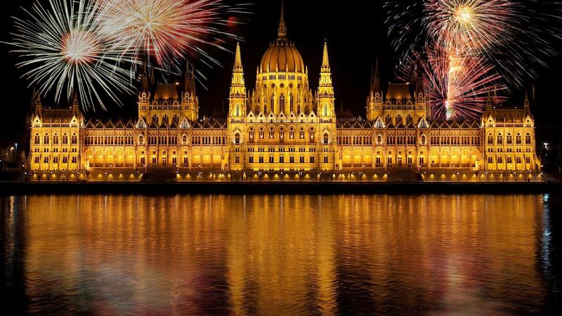Capodanno a Budapest low cost