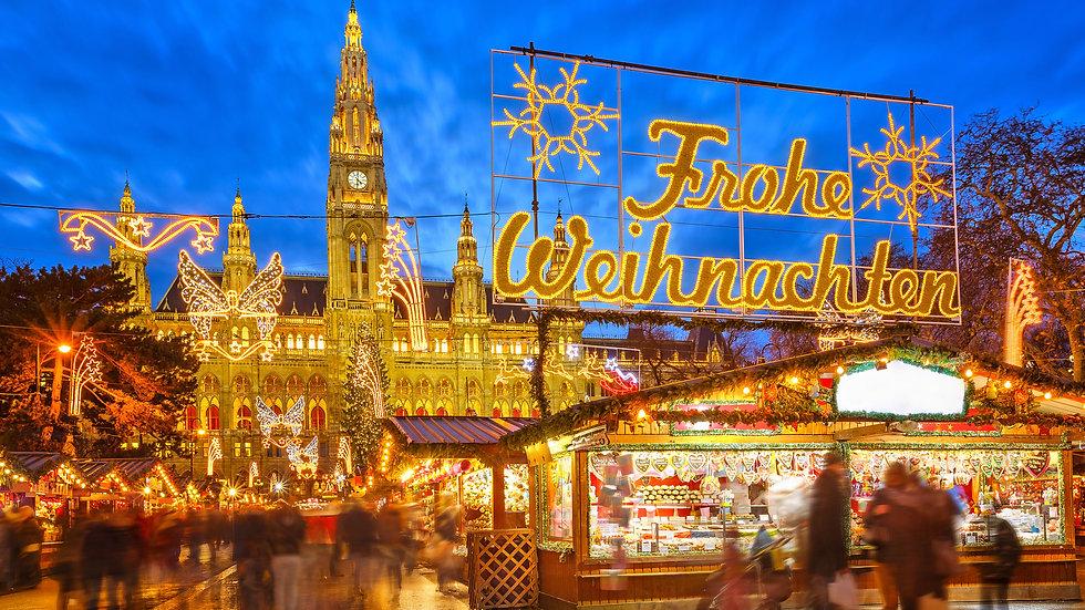 Vienna, Salisburgo e Villach - 3 giorni dal 06 al 08 dicembre
