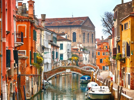 Venezia, il Ghetto Ebraico e Sestiere di Cannaregio