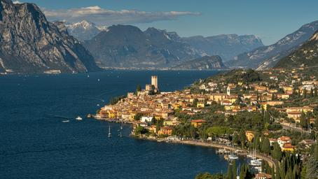 Lago di Garda: Malcesine e Monte Baldo