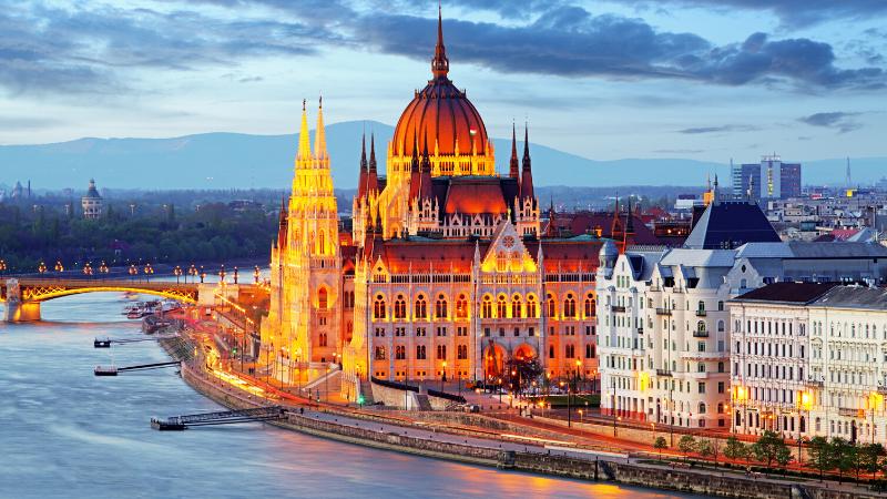 Gran Capodanno a Budapest & crociera sul Danubio