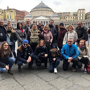Napoli, Amalfi, Pompei, Caserta