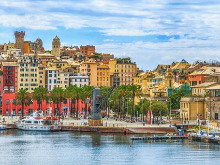 Genova e i Palazzi dei Rolli