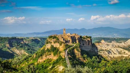 Tuscia, Terra Etrusca e Ciociaria