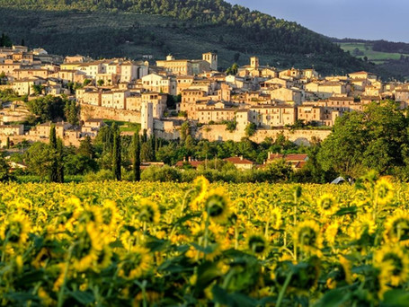 Umbria Borghi Medievali: Perugia Spello Gubbio