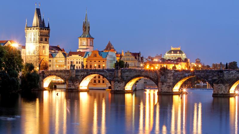 Gran Capodanno a Praga & crociera sulla Moldava