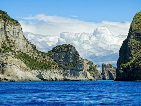 Riviera di Ulisse e Isola di Ponza 4 giorni