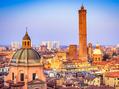 Bologna e il Santuario Madonna di San Luca