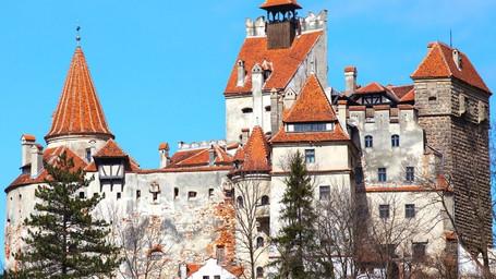 Bucarest, Transilvania e il Castello di Dracula 5 giorni in aereo
