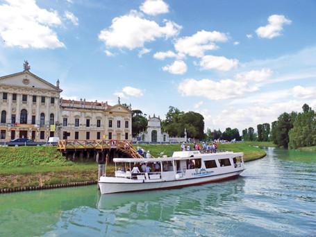 Padova Ville Venete e Navigazione sul Brenta