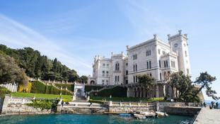 Trieste, Udine, Aquileia, Castello di Miramare 2 giorni
