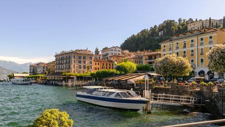 Lago di Como: Villa Monastero di Varenna e Bellagio