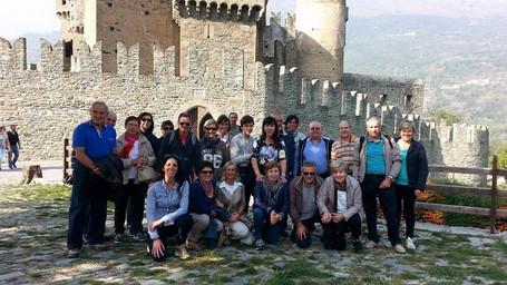 Valle D'Aosta e i Castelli Medievali