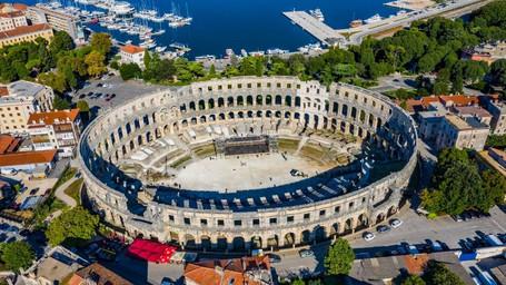 Isole Brioni, Istria e Anfiteatro Romano 3 giorni