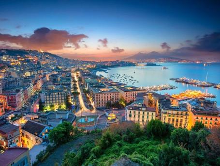 Napoli, Costa Amalfitana, Caserta e Pompei 4 giorni