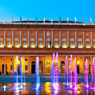 Reggio Emilia e il Teatro Segreto