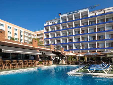 Hotel Palm Beach & Spa, Lloret de mar, Costa Brava, Spagna, bambini gratis