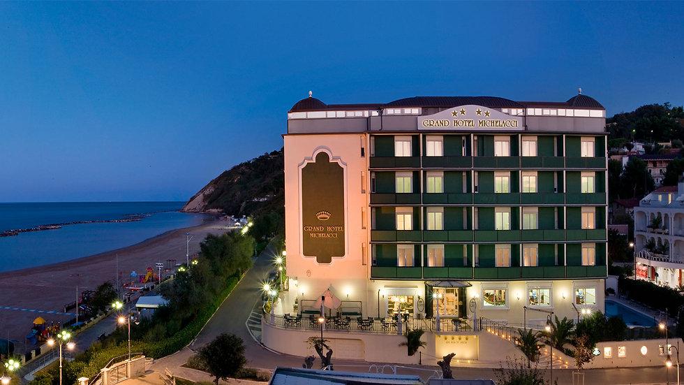 GRAND HOTEL MICHELACCI E GLAMOUR GABICCE MARE