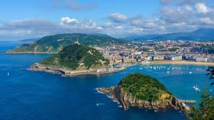 Paesi Baschi, Bilbao e Pamplona 5 giorni in aereo