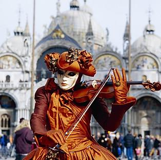 Carnevale Viareggio, Venezia, Pisa