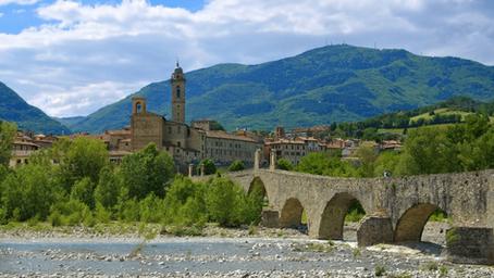 Piacenza e il Castello di Malaspina di Bobbio