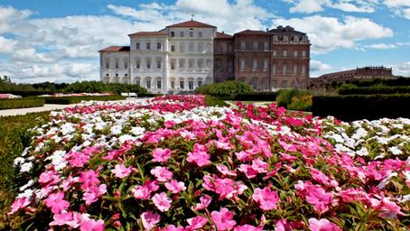 Torino, la Reggia di Venaria e i giardini Reali