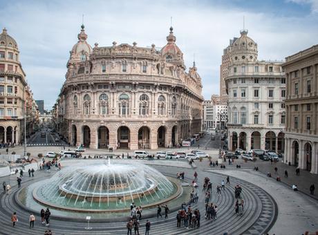 Genova e i Palazzi dei Rolli, Cinque Terre