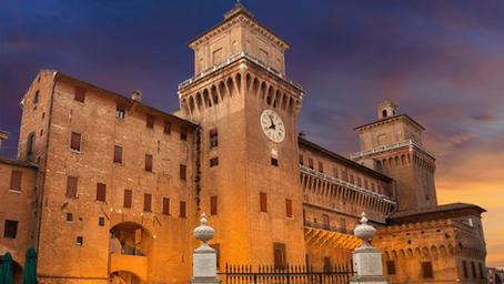 Ferrara e il Castello Estense