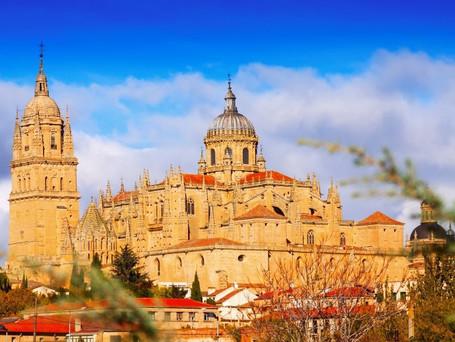 Castiglia, Salamanca e il Monastero El Escorial 5 giorni in aereo
