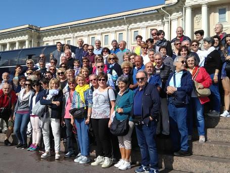 San Pietroburgo e l'Hermitage
