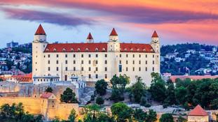 Capitali Imperiali dell'Est: Praga, Budapest, Vienna, Bratislava 8 giorni in aereo