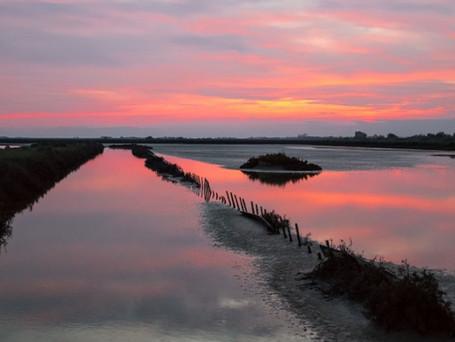 Le Saline di Comacchio e la Navigazione Delta del Pò