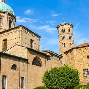 Mosaici a Ravenna, Castello Estense a Ferrara, 2 giorni