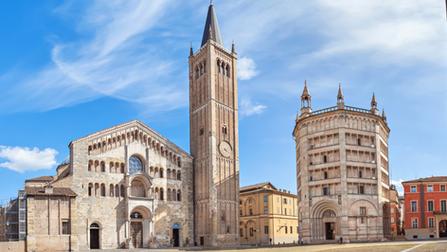 Parma e Reggia di Colorno