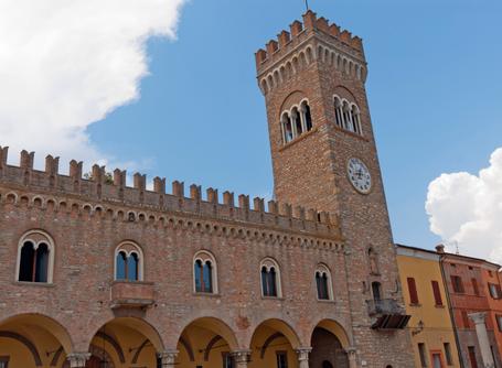 Forlì, Cesena, Faenza