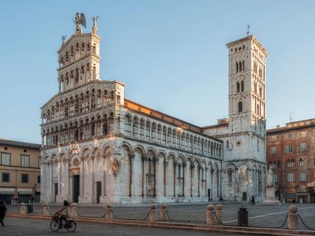 Lucca e il Parco di Pinocchio
