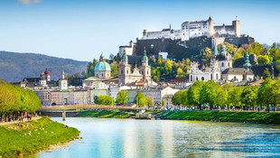 Salisburgo, i Giardini di Mirabel e le Miniere di Sale 3 giorni