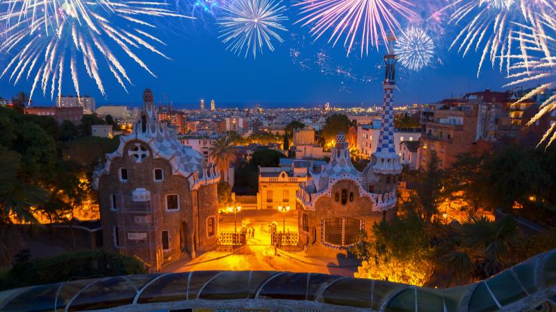 Capodanno a Barcellona low cost