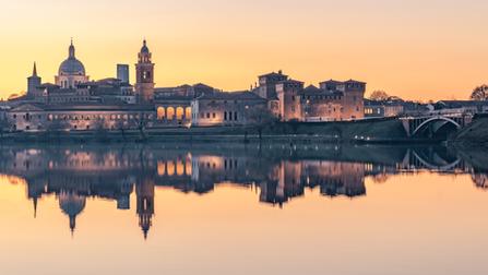 Mantova: Palazzo Ducale e Navigazione sul Mincio